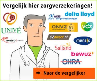 zorgverzekeringen vergelijken 2019 Basis premie Menzis zorgverzekering 2015, € 90.75 per maand